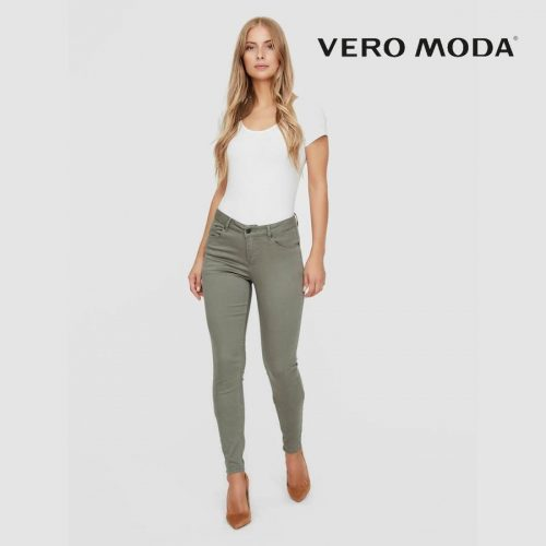Vero Moda - Pantalón Seven Slim Push up