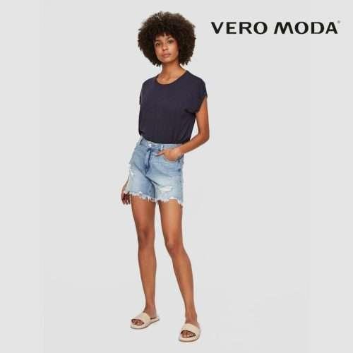 Vero Moda - Denim Shorts Sara loose
