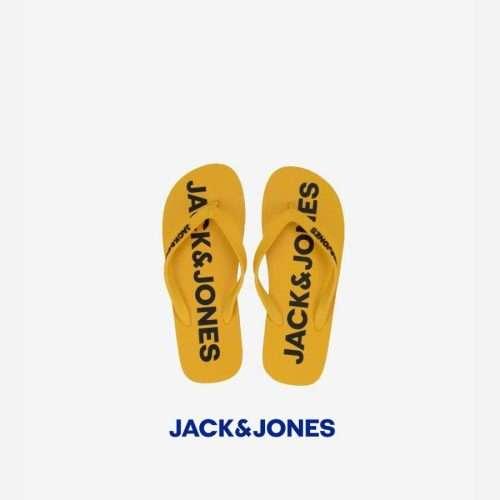 Jack & Jones - Chanclas logo flip flop junior