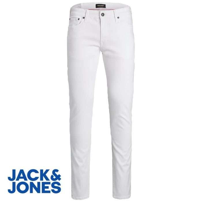 Jack & Jones - Pantalón Glenn White