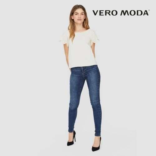 Vero Moda - Top Nikita off shoulder
