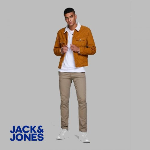 Jack & Jones - Pantalón Marco JJBowie slim fit
