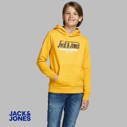 Jack & Jones - Sudadera Logo con capucha