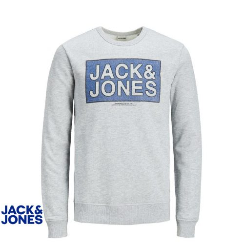 Jack & Jones - Sudadera Tube cuello redondo