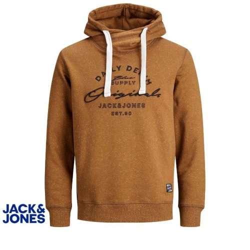 Jack & Jones - Sudadera Reuben logo bordado