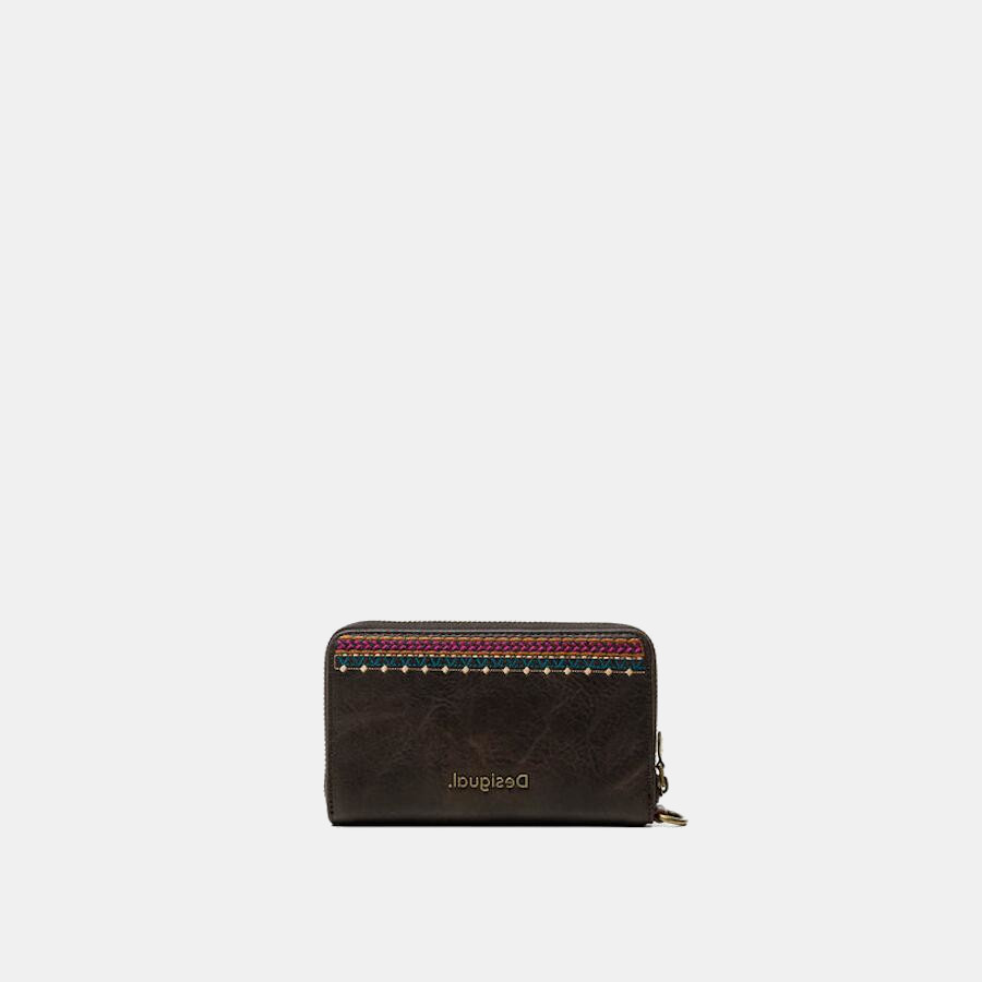 Desigual - Monedero Astoria Mini Zip