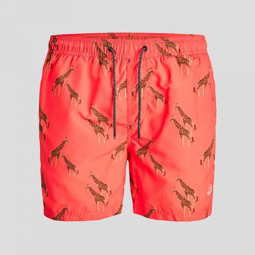 Jack & Jones - Bañador Bali Safari