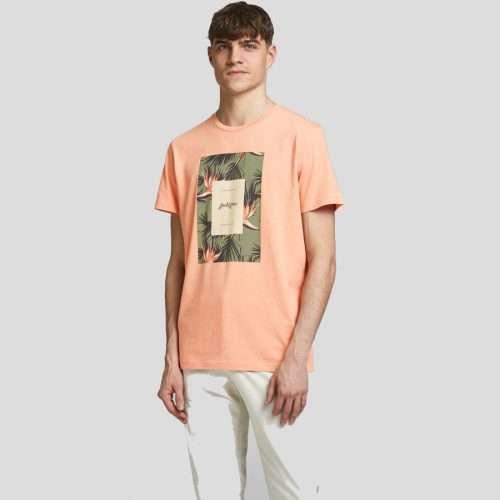 Jack & Jones - Camiseta Florall