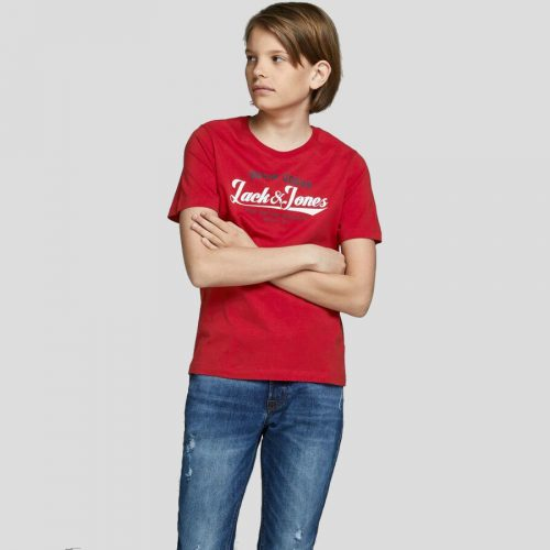 Jack & Jones - Camiseta Logo Estampado 12173882