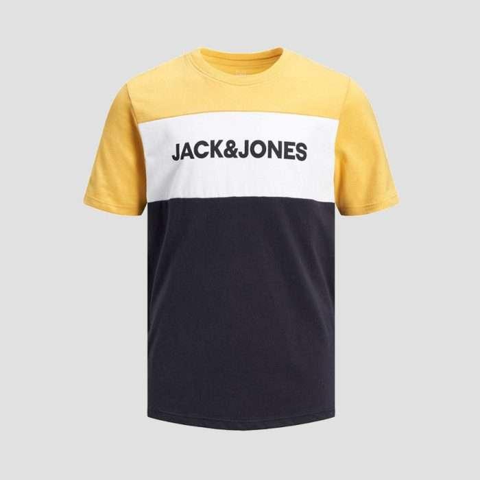 Jack & Jones - Camiseta Blocking 12174282