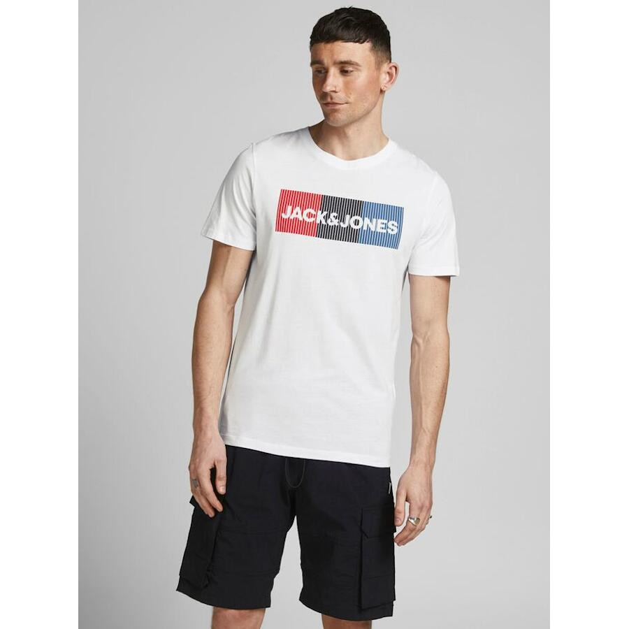 Jack & Jones - Camiseta Logo 12151955