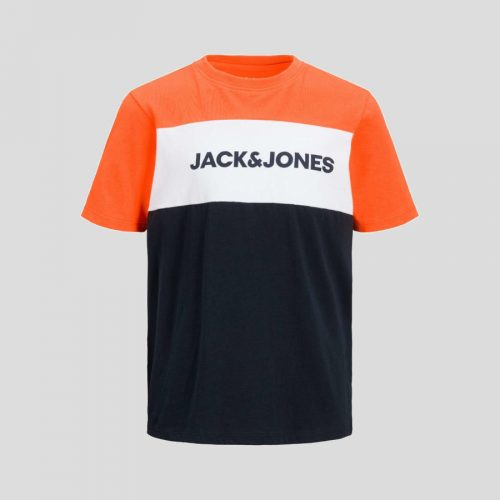 Jack & Jones - Camiseta Blocking 12191003