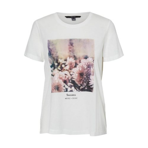 Vero Moda - Camiseta Nellfrancis 10241369
