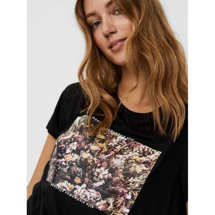 Vero Moda - Camiseta Nellfrancis