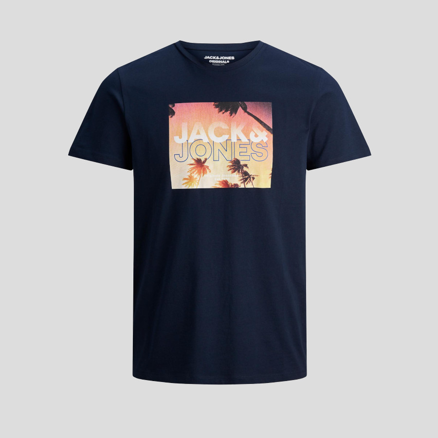 Jack & Jones - Camiseta Azure 12189032