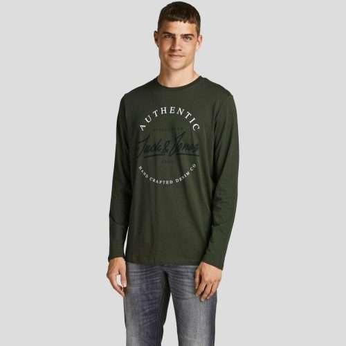 Jack & Jones - Camiseta Herro 12188712 FOREST NIGHT