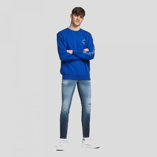 Jack & Jones - Pantalón Liam 683 12194562-BLUE DENIM