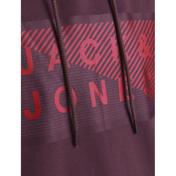 Jack & Jones - Sudadera Shawn 12195903 CATAWBA GRAPE