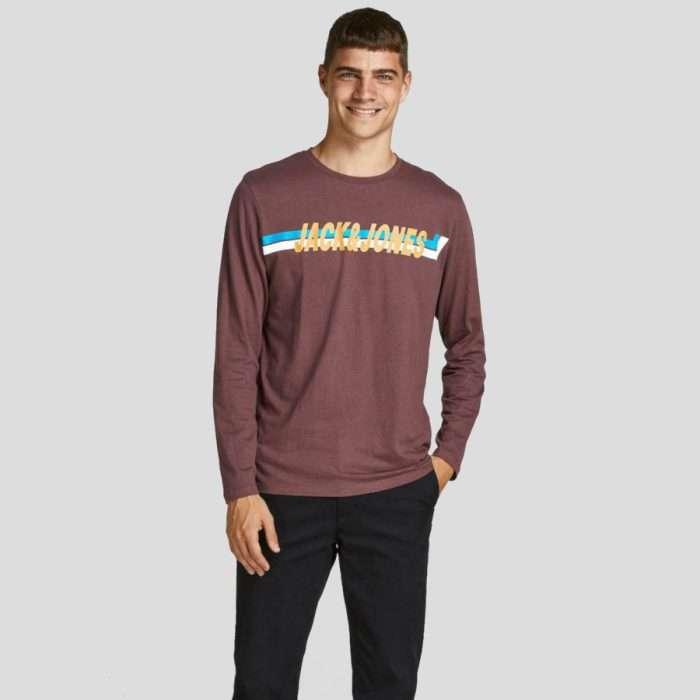 Jack & Jones - Camiseta Tyler 12197414 - Port Royale