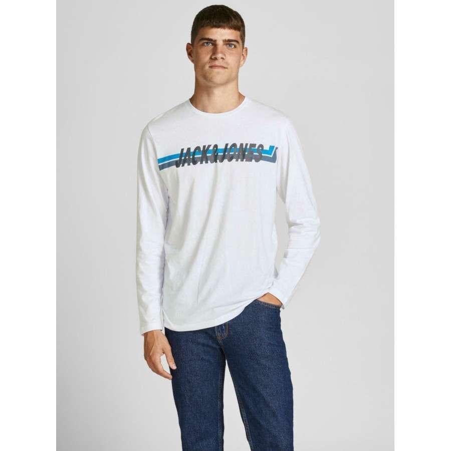 Jack & Jones - Camiseta Tyler 12197414 - White