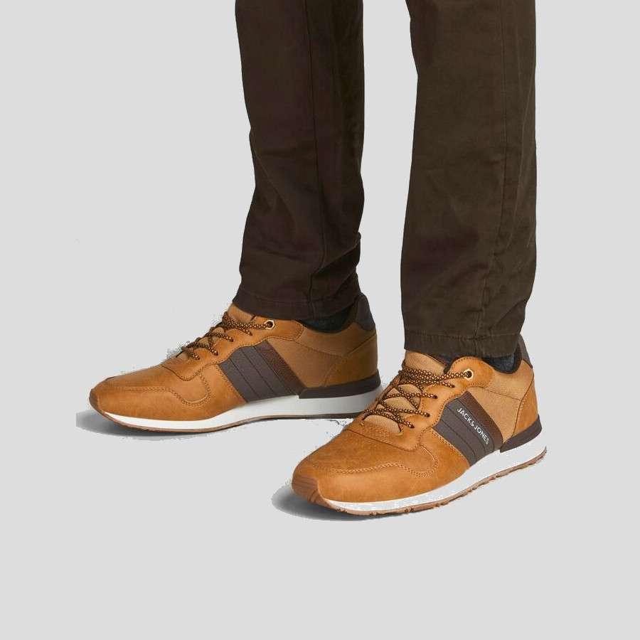 Jack & Jones Deportivo Golding Hike Sneaker 12192749 Honey