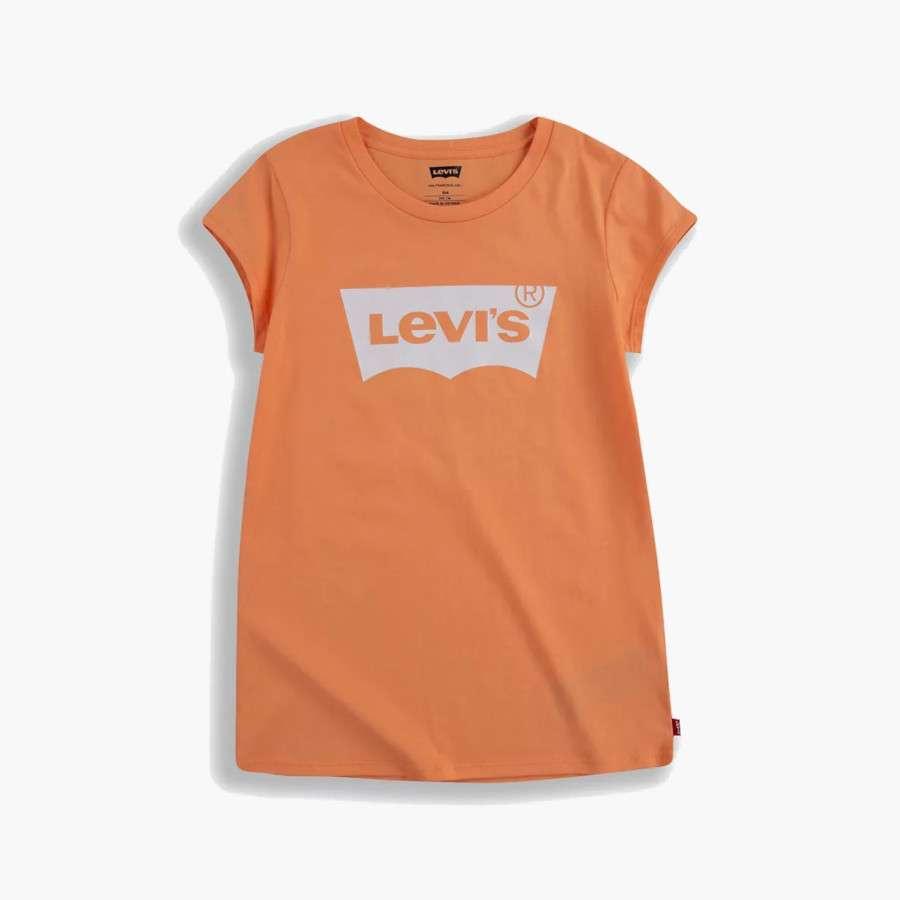 Levis - 4E4234 Camiseta Batwing 865480152 Cadmium Orange